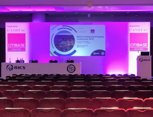 'Cyber Threats Actors and the Darknet' at RICS Commercial Property Conference