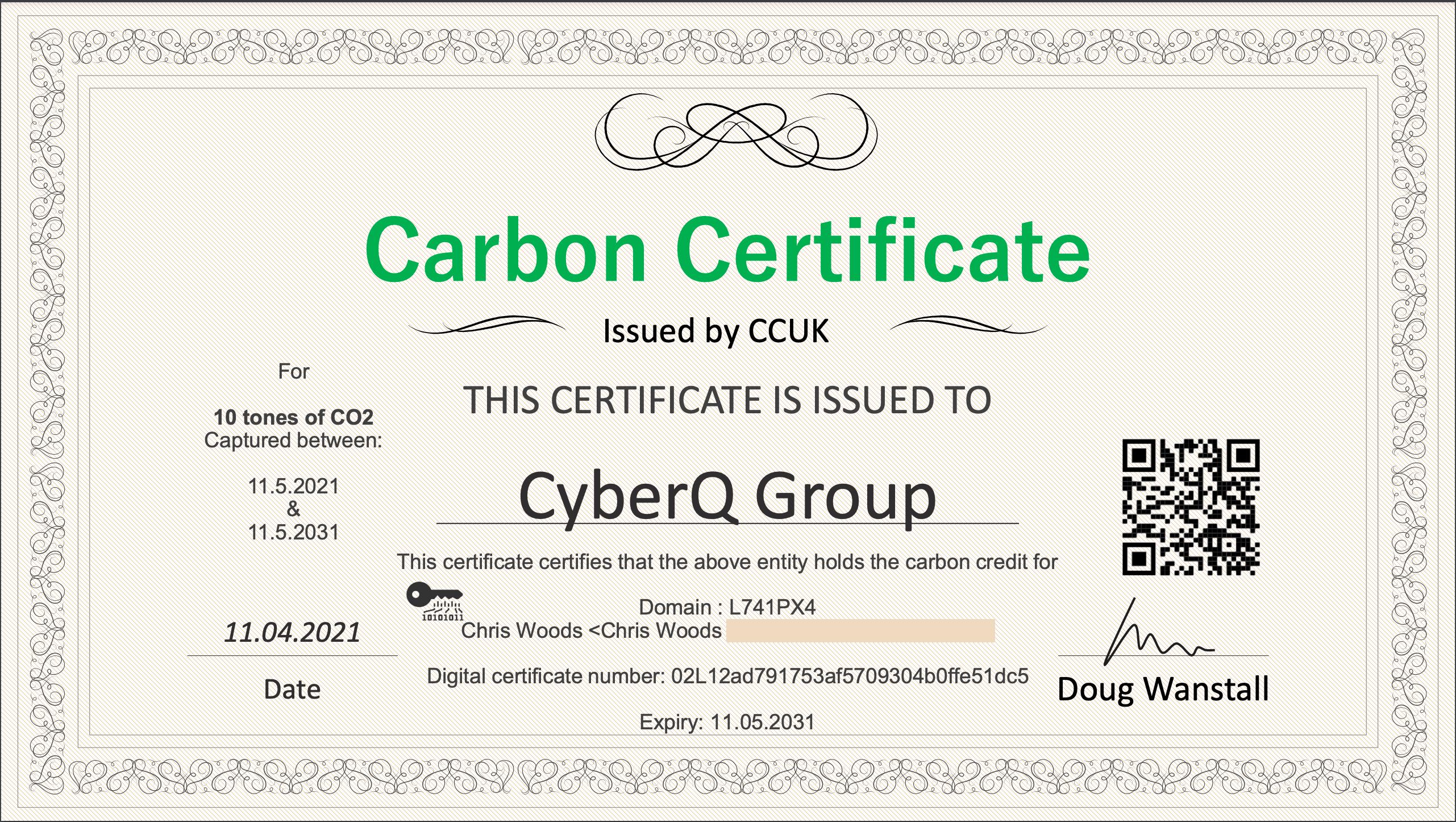 carbon-cert